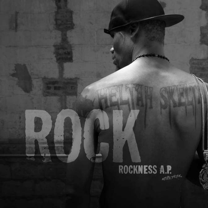 Rock (of Heltah Skeltah) « Rockness A.P. » @@@@