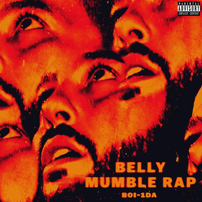 Belly « Mumble Rap » [mixtape] @@@½