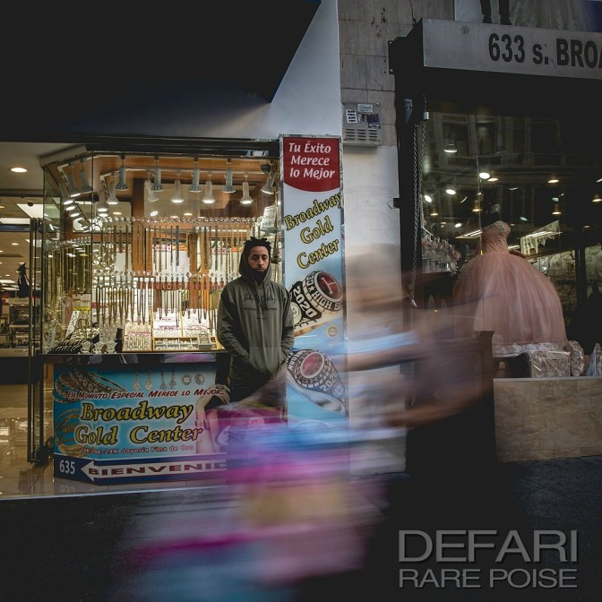 DEFARI « Rare Poise » @@@½