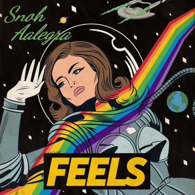 Snoh Aalegra « FEELS » @@@@@