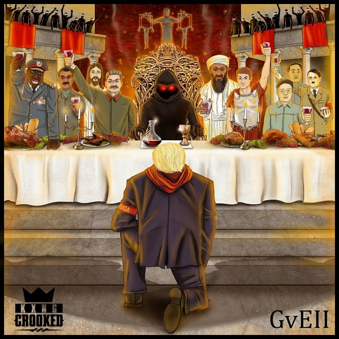 KXNG Crooked «Good vs. Evil II: The Red Empire» @@@½