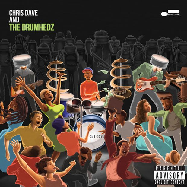 Chris Dave and The Drumhedz @@@@