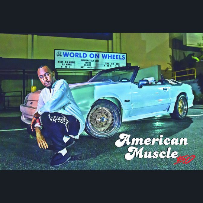 Polyester the Saint « American Muscle 5.0 » @@@@½