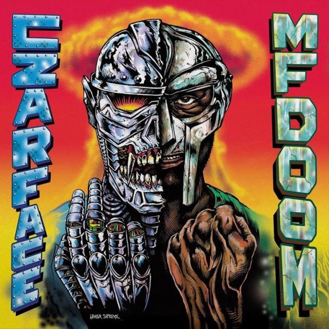 Czarface & MF Doom « Czarface Meets Metal Face! » @@@@