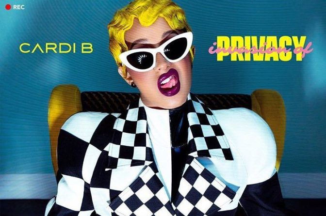 Cardi B « Invasion of Privacy » @@