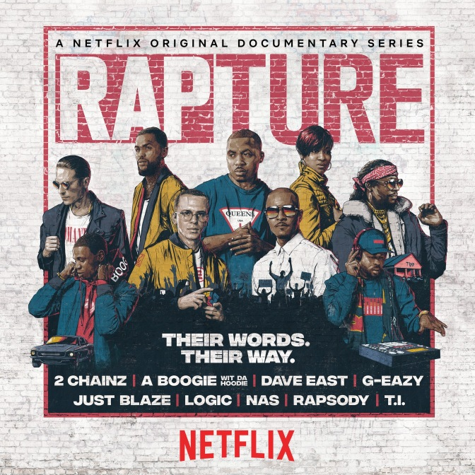 Rapture (A Netflix Original Documentary Series Soundtrack) @@@½