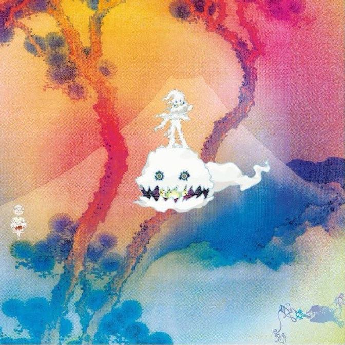 KIDS SEE GHOSTS (Kanye West & Kid CuDi) @@@@