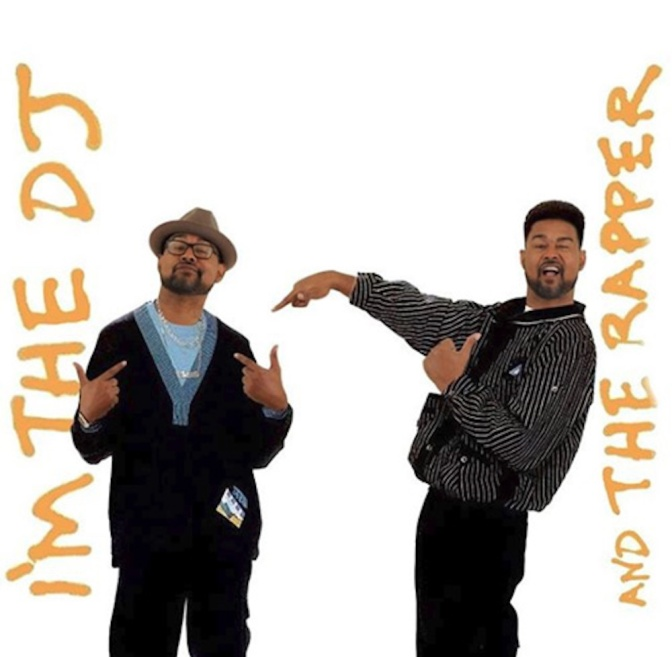 Mad Skillz « I'm the DJ… and the rapper » [EP] @@@½