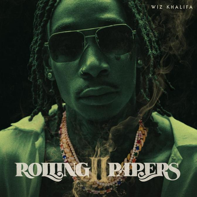 Wiz Khalifa « Rolling Papers II » @@@
