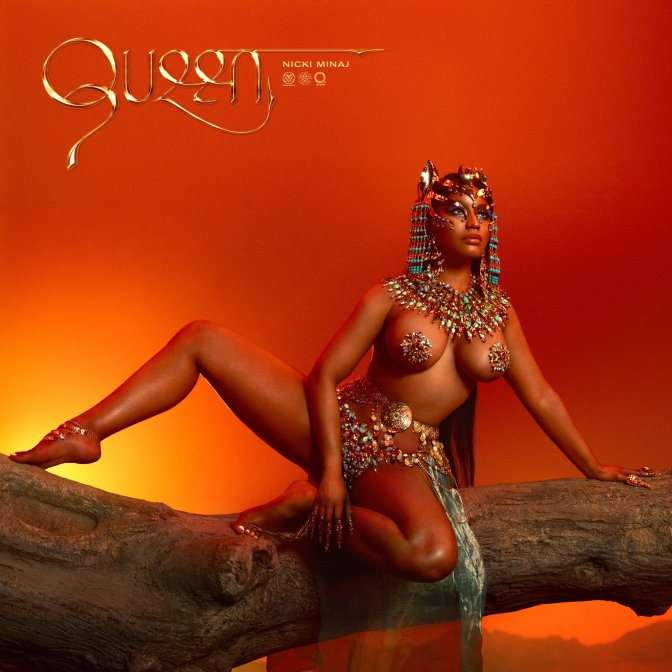 Nicki Minaj « Queen » @@@½