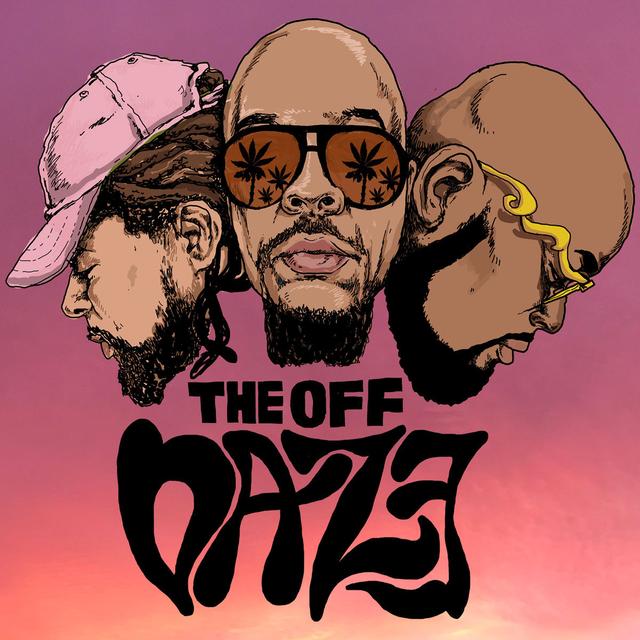 The Off Daze (Deacon the Villain, Natty & Sheisty Khrist) «Couple's Skate» @@@@½